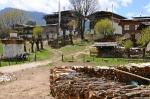Ugyenchoeling Palast im Tang-Tal Bumthang