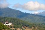 Dzong in Jakar Bumthang
