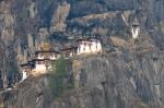 Taktshang Kloster im Paro-Tal