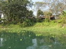 Landscape and river in Chitwan
