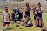 Upper Dolpo - Nangung villagers