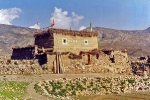 Traditional house in Upper Dolpo