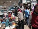 Tibetan Market in Namche Bazzar