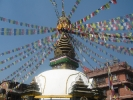 Buddhistischer Stupa Katta Shimbu