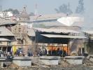 Pashupatinath Verbrennungszeremonie