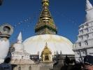 Buddhistischer Stupa Swayambunath