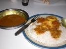 Reis mit Eier-Curry