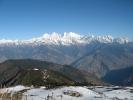 Ganesh Himal view from Laurebina