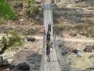 Brücke auf dem Weg
