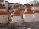 Chorten in Tangbe